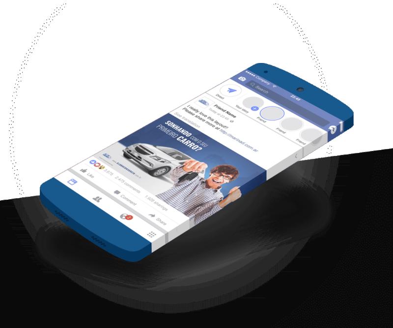 Portfólio - Design para Redes Sociais Globo Consórcio