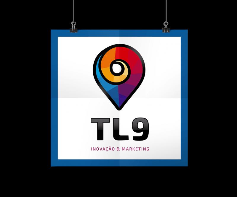 Portfólio Identidade Visual TL9 Inovação & Marketing